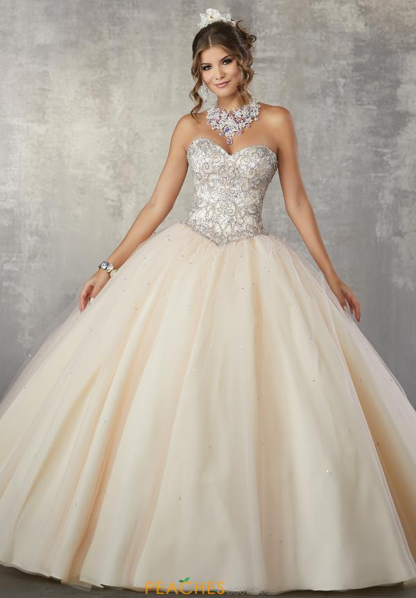 Vizcaya Quinceanera Sweetheart Neckline Dress 89171
