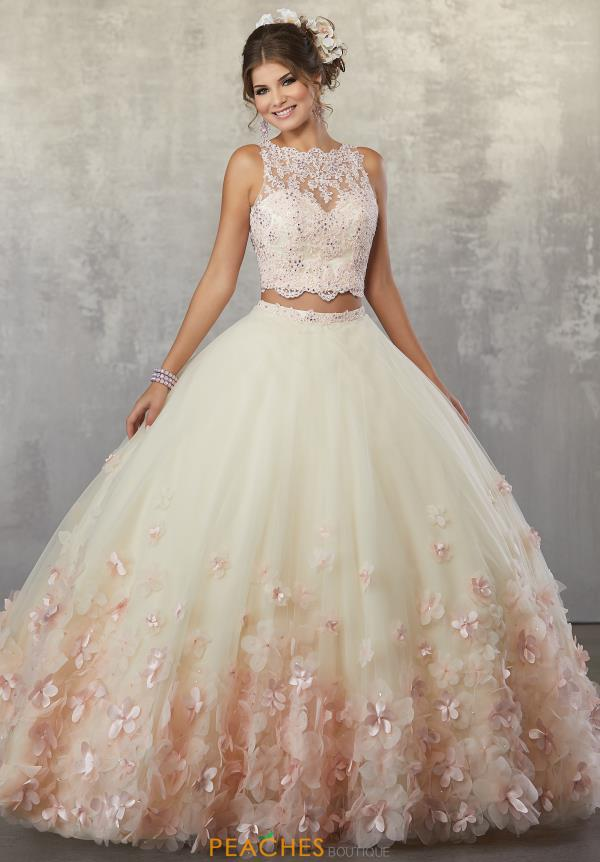 Vizcaya Quinceanera Two Piece Dress 89175