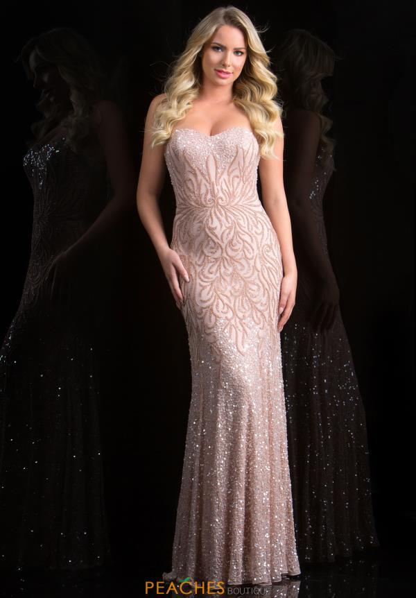 0de39032508d2 Scala Prom Dress 48791 | PeachesBoutique.com