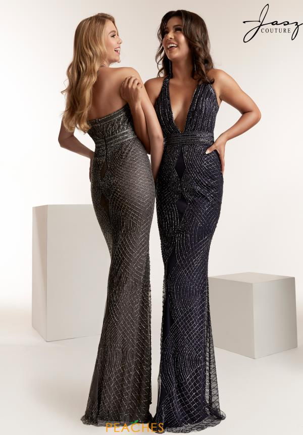 Jasz Couture Sexy Beaded Dress 1425