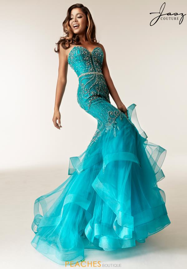 Jasz Couture Mermaid Sweetheart Dress 6233