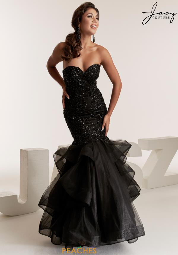 Jasz Couture Beaded Mermaid Dress 6283