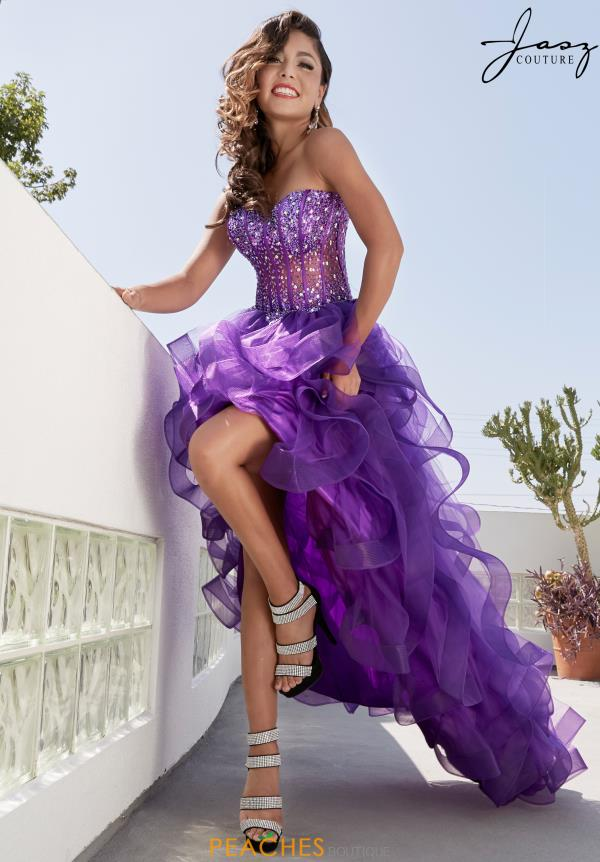 Jasz Couture Sweetheart Tulle Dress 6313