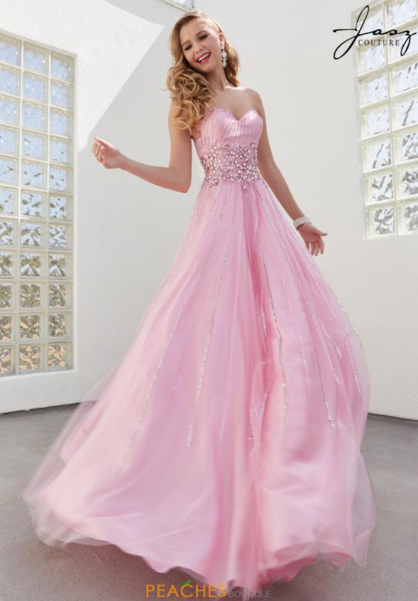 Jasz Couture Sweetheart Tulle Dress 6318