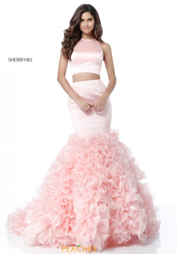 Sherri Hill Dress 51801 | PeachesBoutique.com