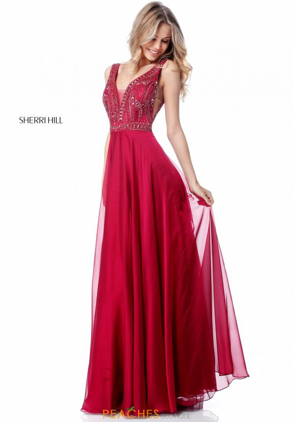 Sherri Hill Prom Dresses Peaches Boutique