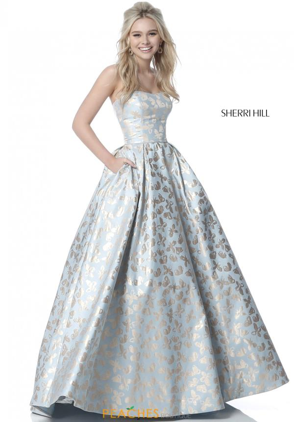 Sherri Hill Dress 51597 | PeachesBoutique.com