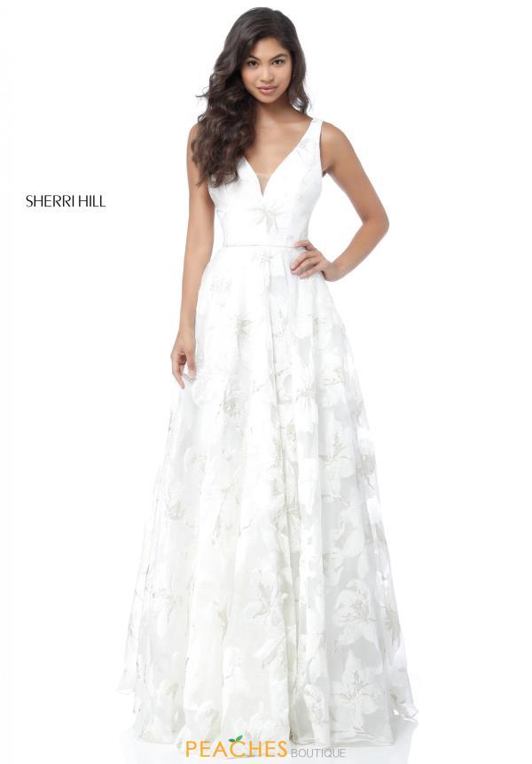 Sherri Hill Dress 51628 | PeachesBoutique.com
