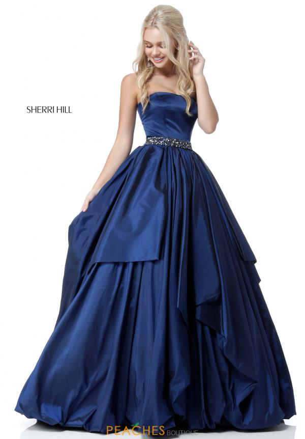 Sherri Hill Dress 51633 | PeachesBoutique.com