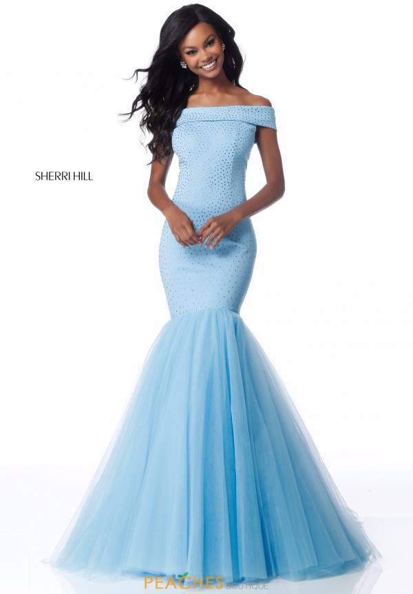 Sherri Hill Dress 51778 | PeachesBoutique.com