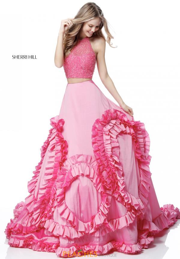 Sherri Hill Dress 51577 | PeachesBoutique.com