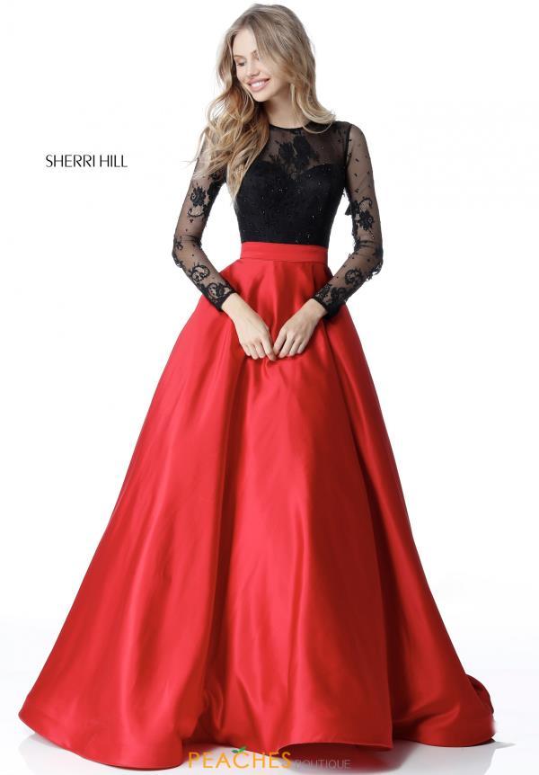 Sherri Hill Dress 51586 | PeachesBoutique.com