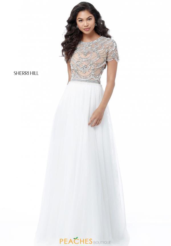 Sherri Hill Dress 51652 | PeachesBoutique.com