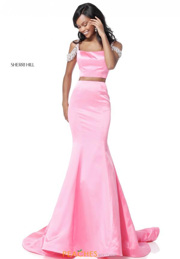 Sherri Hill Dress 51713 | PeachesBoutique.com