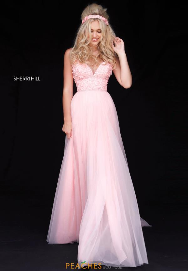 Sherri Hill Dress 51866 | PeachesBoutique.com
