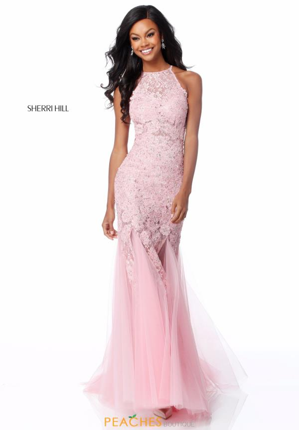Sherri Hill Dress 51913 | PeachesBoutique.com