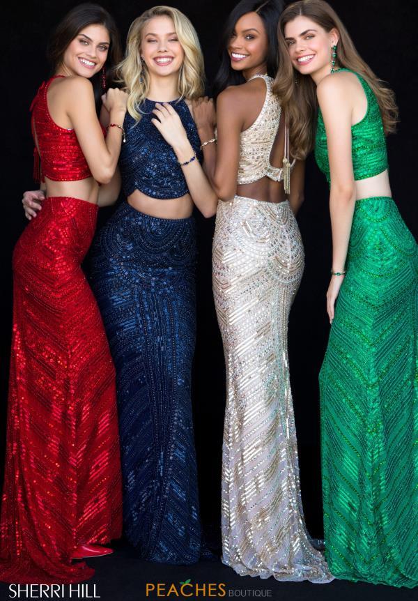 a99ea88be Sherri Hill Dress 52063