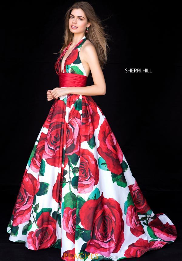 2cee37cdc80 Sherri Hill Dress 52084