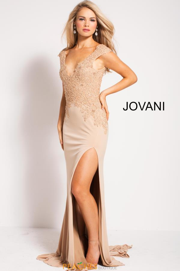 Jovani Fitted Long Dress 51130