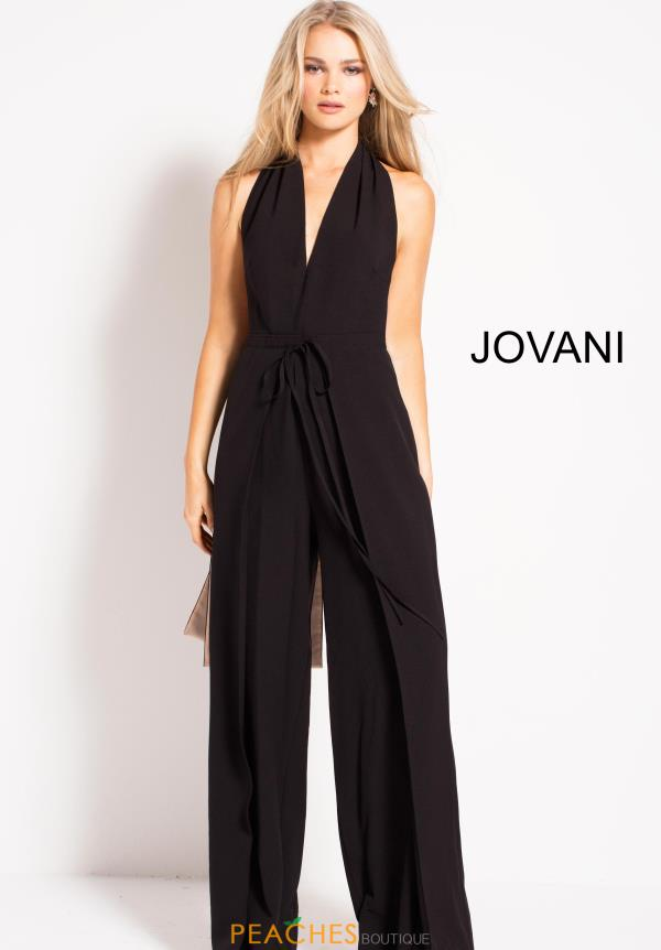 Jovani Black Jumpsuit 51279