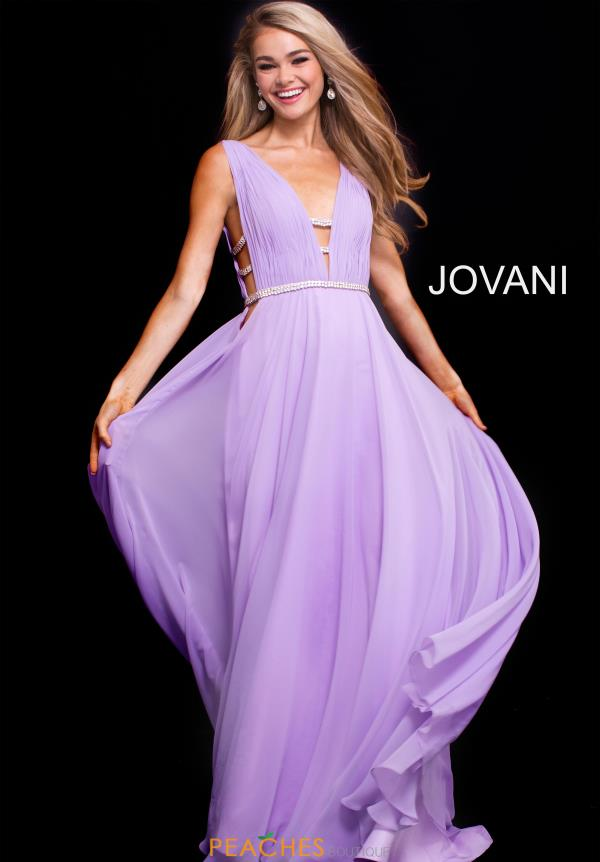 Jovani Long A Line Dress 51515