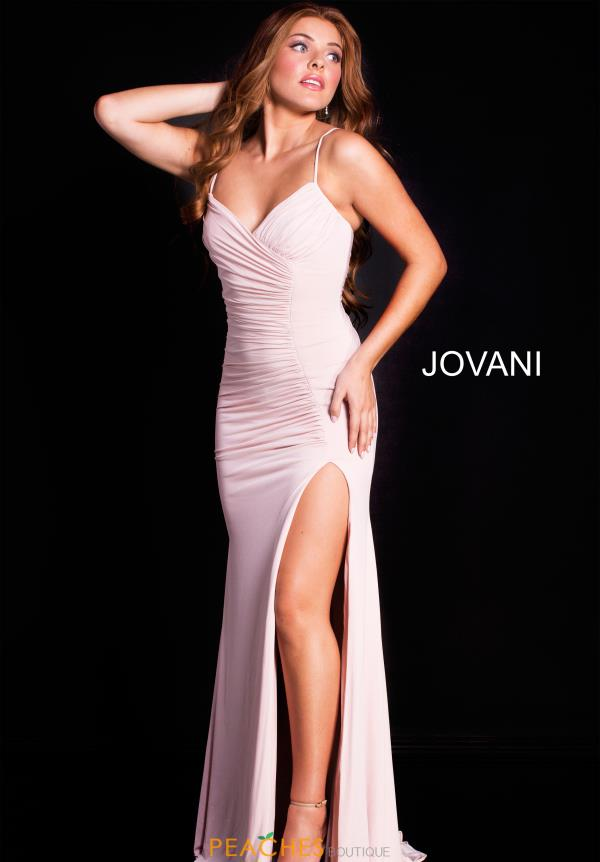 Jovani Long Fitted Dress 51553