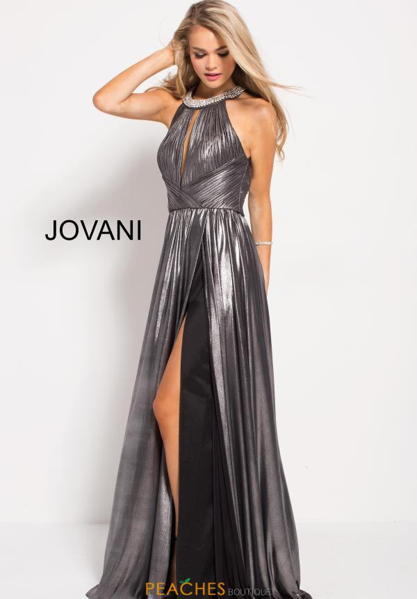 Jovani Long A Line Dress 54666