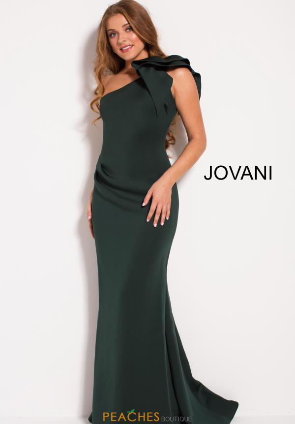 Jovani Long Fitted Dress 54717