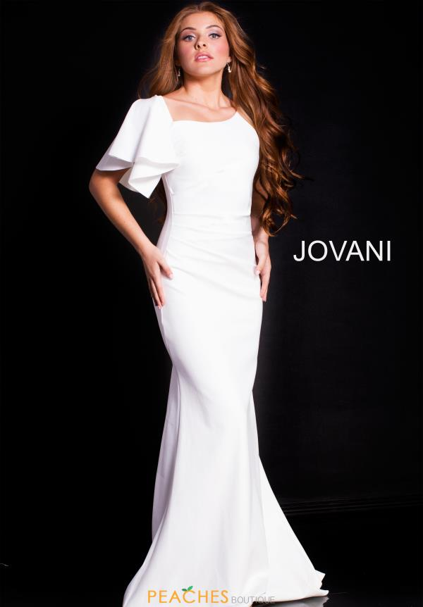 Jovani Long Fitted Dress 54789