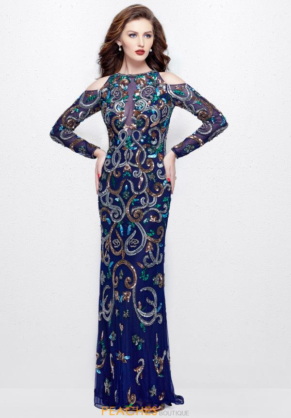 Primavera Long Sleeved Dress 3044