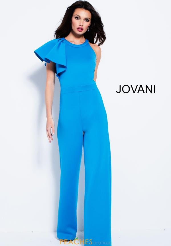 Jovani Fitted Pant Suit 57580