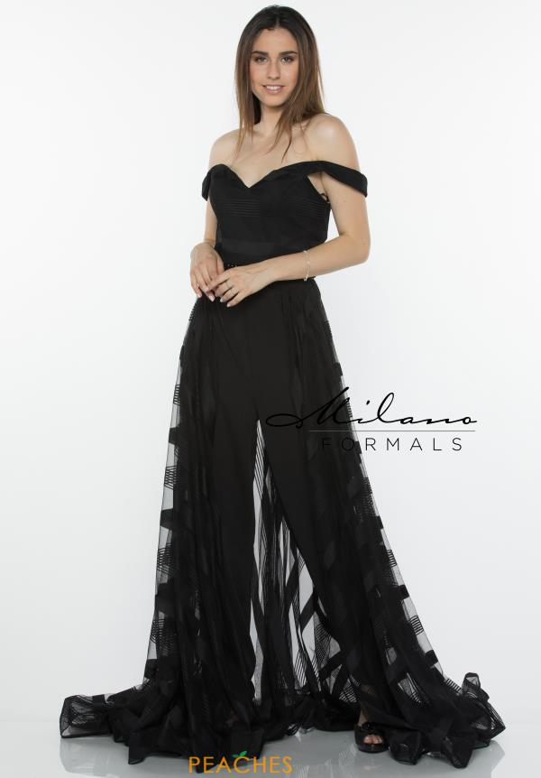 Milano Formals Dress E2328