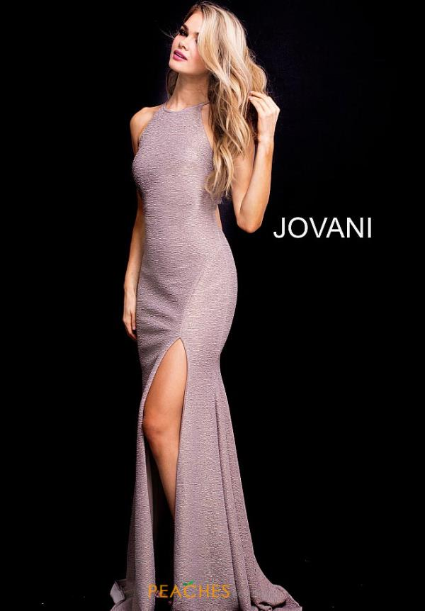 Jovani Long Fitted Dress 58548