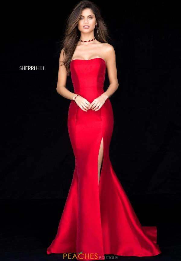 Sherri Hill Dress 51671 | PeachesBoutique.com