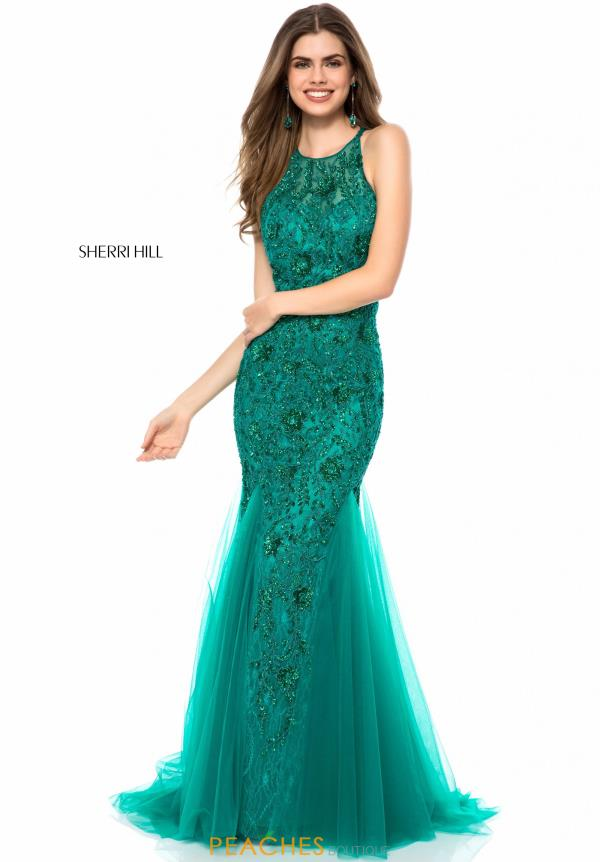 ec4f7886a49 Sherri Hill Dress 51939