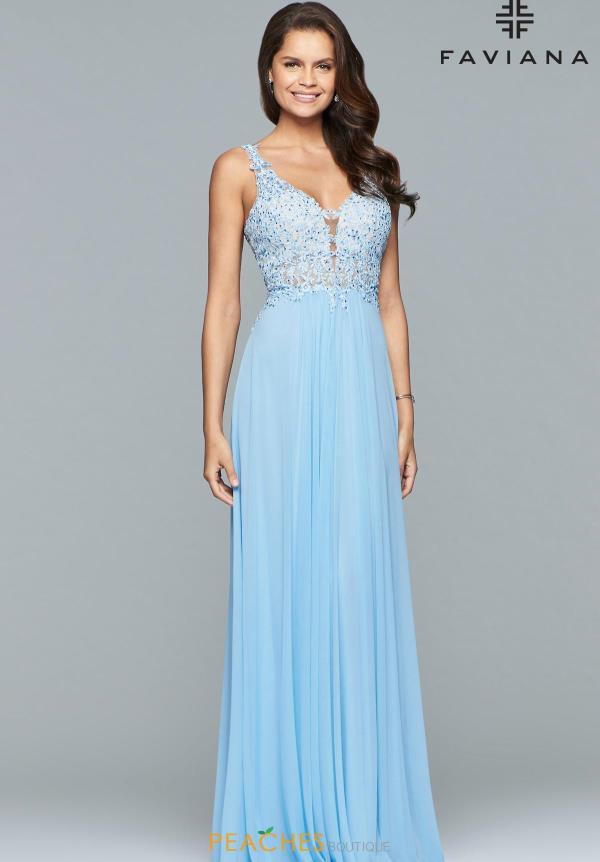 Faviana Dress