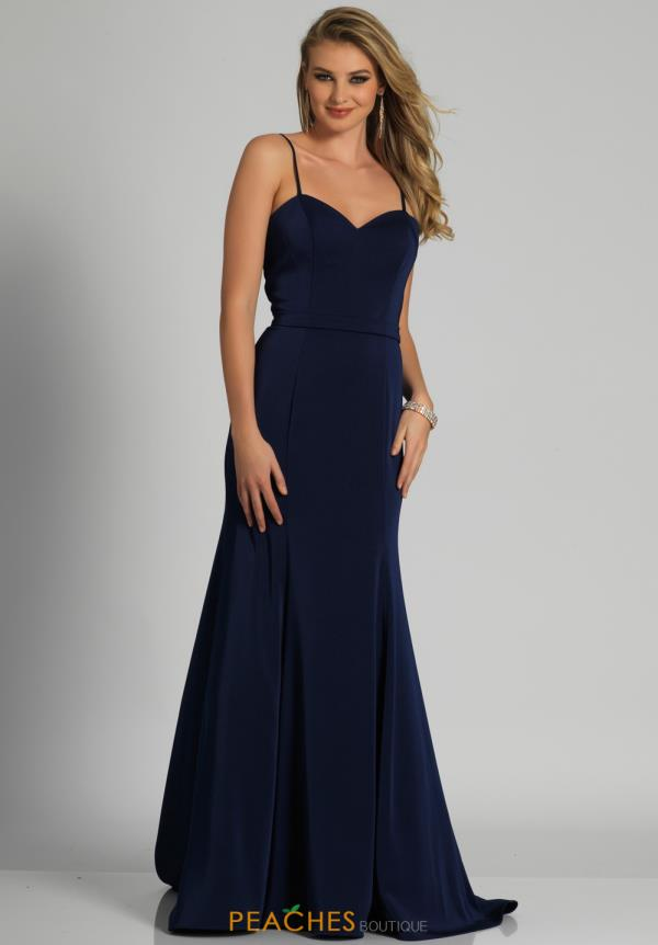 Simple and Sophisticated Dave and Johnny Prom Dress A5223