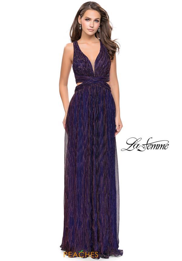 Breathtaking Purple Prom Dresses
