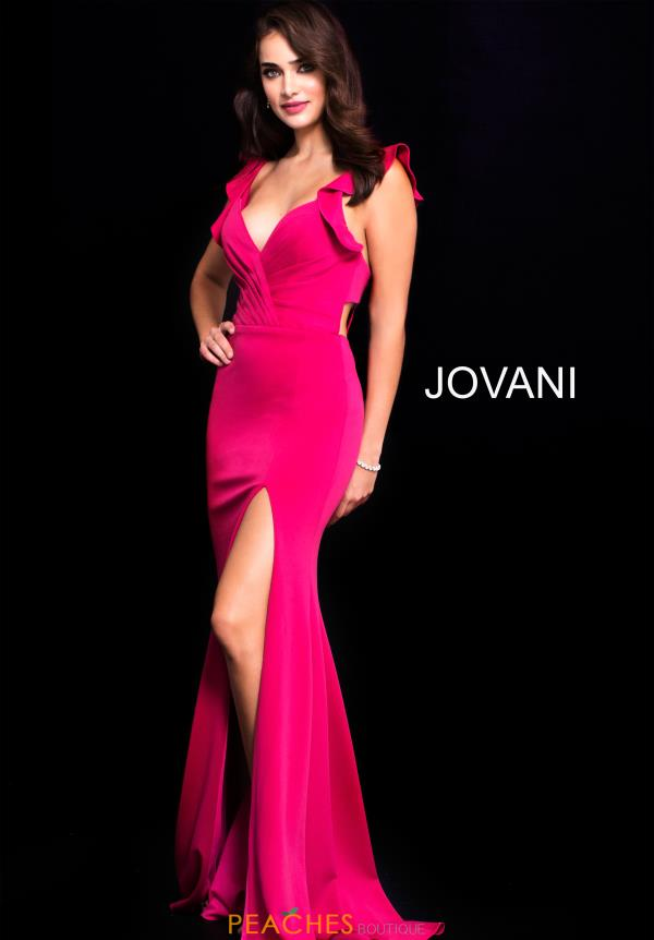 Jovani Long Fitted Dress 59708