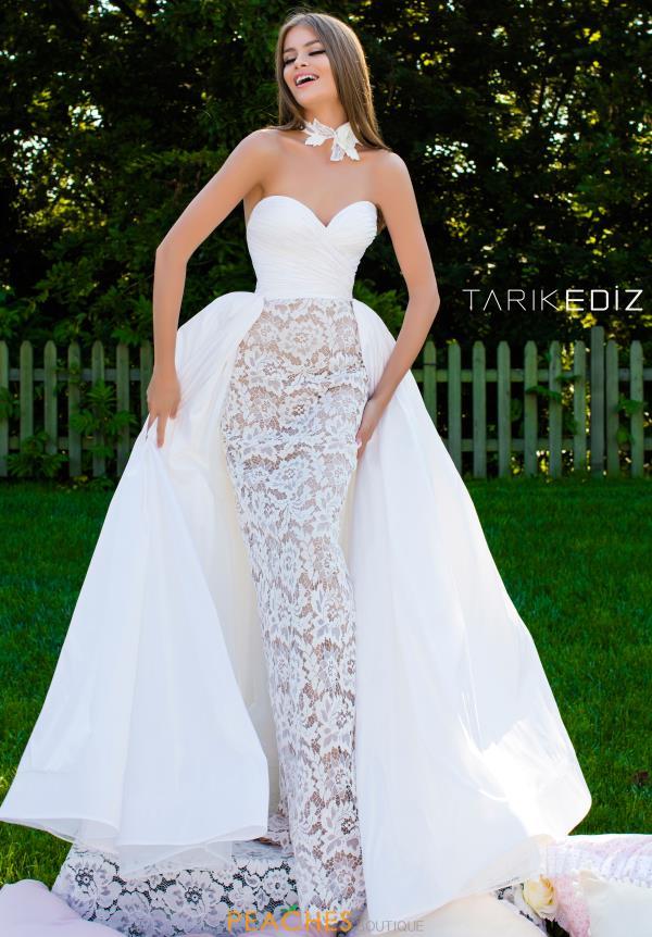 Tarik Ediz Dress 50216 | PeachesBoutique.com