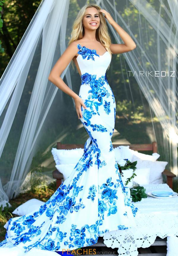 Tarik Ediz Prom Dresses Peaches Boutique