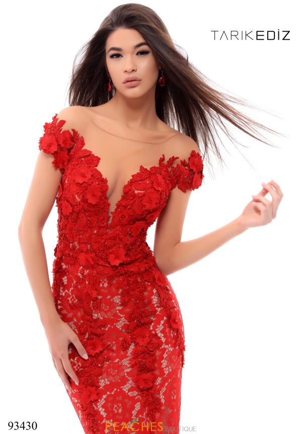 81c2de08b68 Tarik Ediz Dress 93430