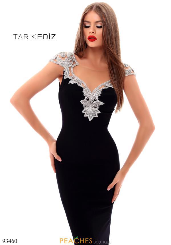 Tarik Ediz Dress 93460 Peachesboutique
