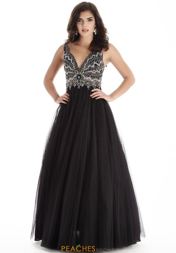 Jolene Beaded Tulle Dress 17051