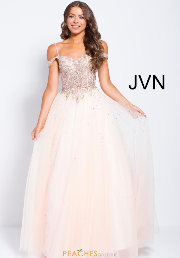 ced8b214ac7da JVN by Jovani Dress JVN58403 | PeachesBoutique.com