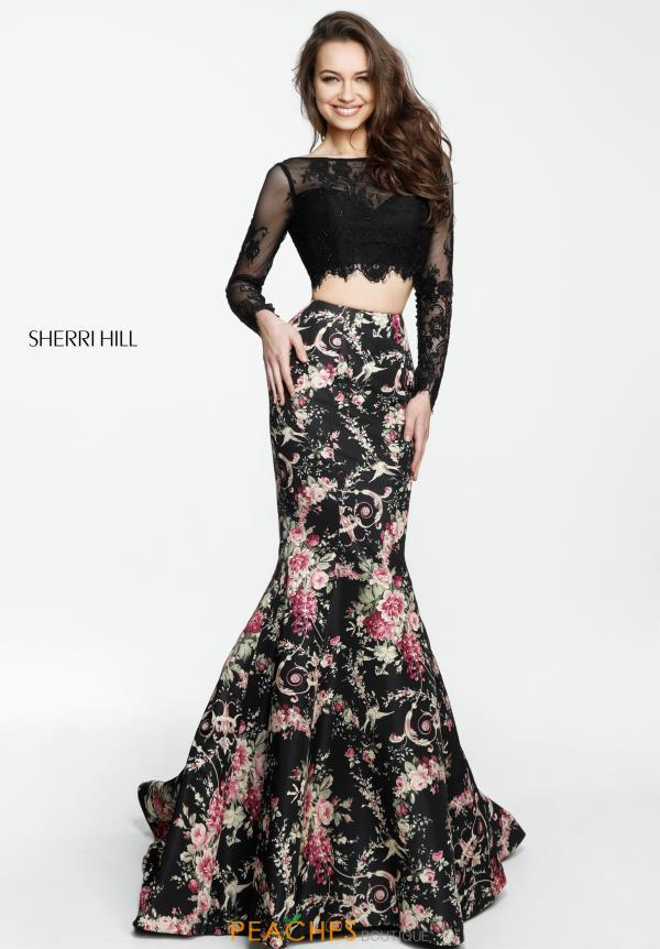 Sherri Hill Dress 51064 | PeachesBoutique.com
