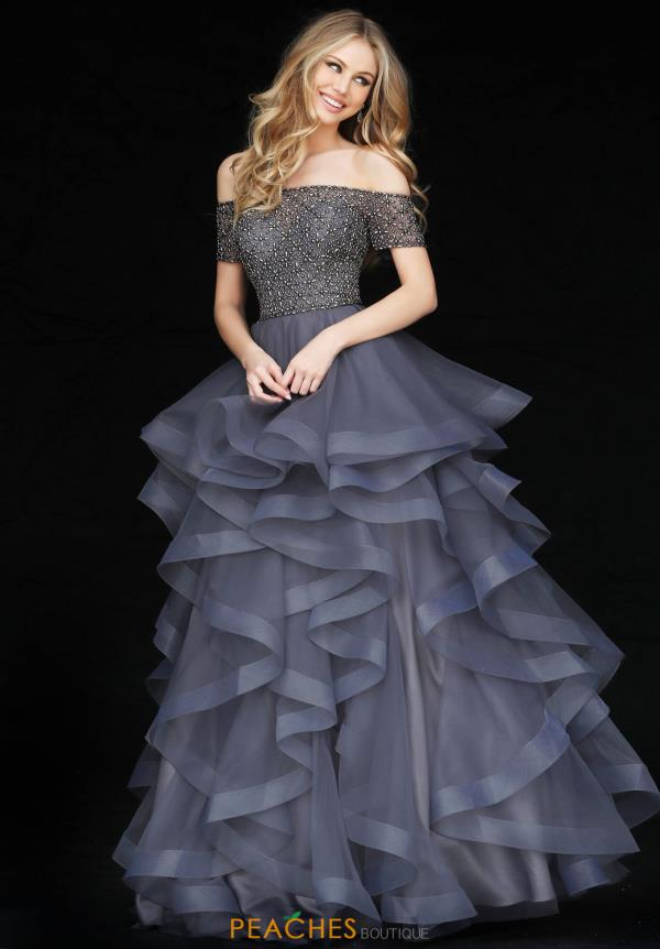 Sherri Hill Dress 51271 | PeachesBoutique.com