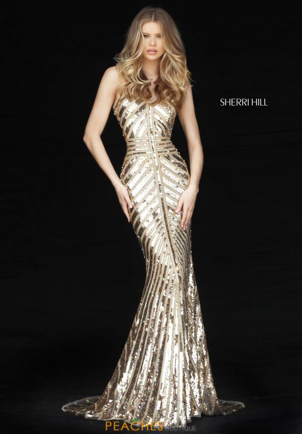 Sherri Hill Prom Dresses | Peaches Boutique