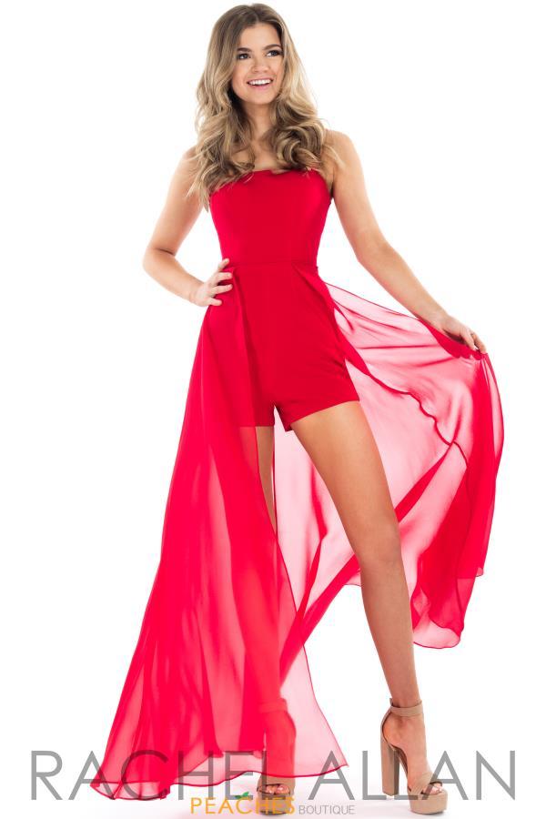 Rachel Allan Dress L1095 Peachesboutique Com