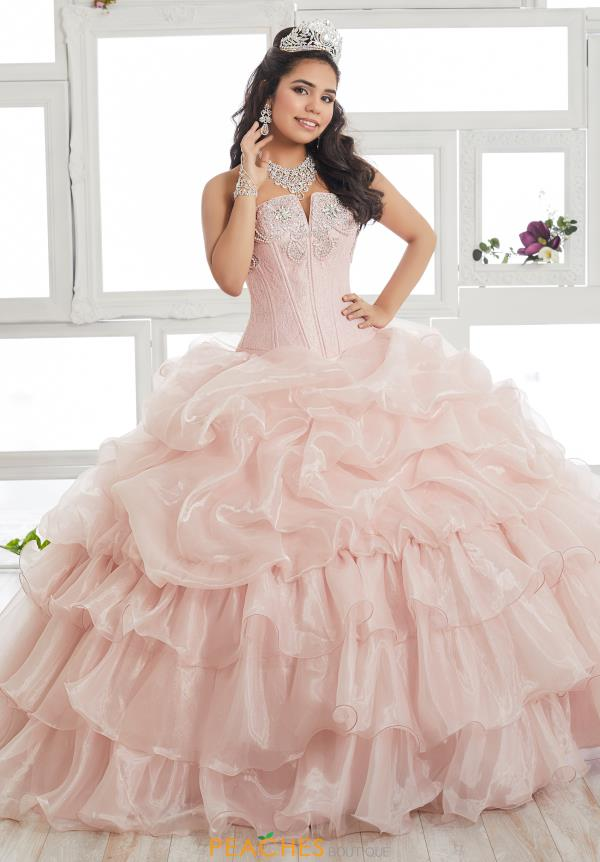 Tiffany Quinceanera Beaded Ball Gown 24014